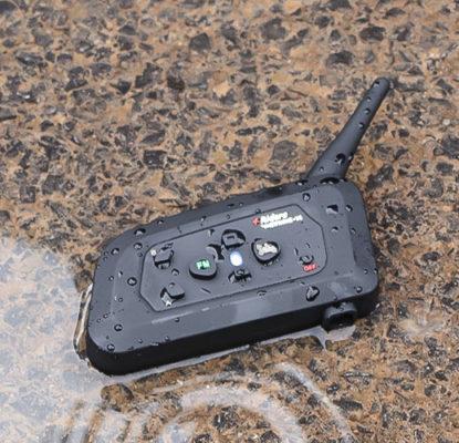 防水无线对讲机