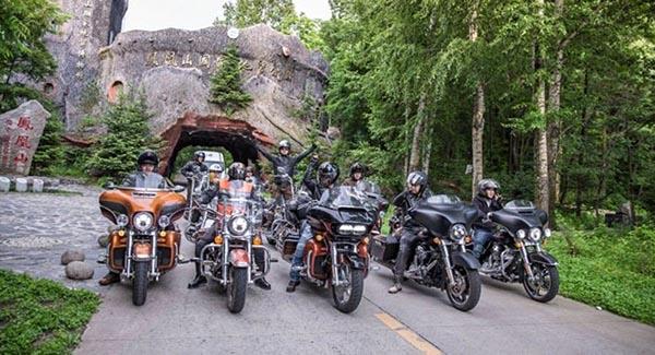 摩托车群组对讲
