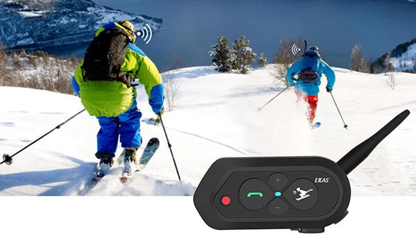 滑雪对讲机
